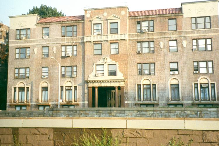 The Kew Arlington Court Apartments On Union Turnpike In Kew Gardens, NY  [probably Pre