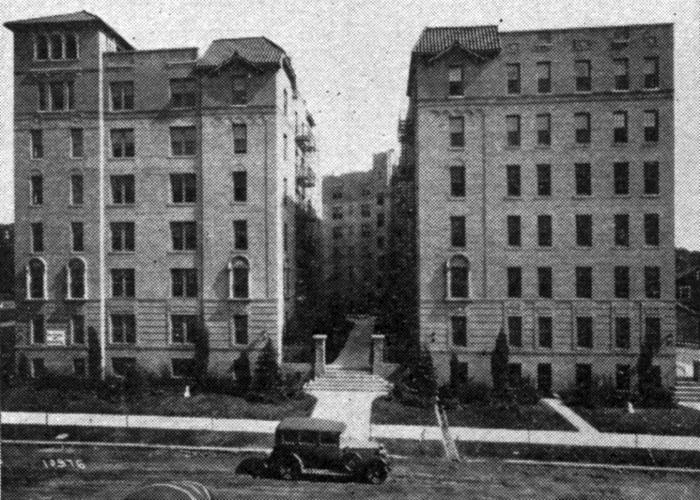 Chateau Gardens Apartments